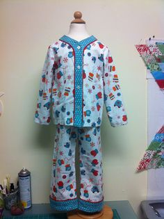 Christmas PJs by emilysteed, via Flickr