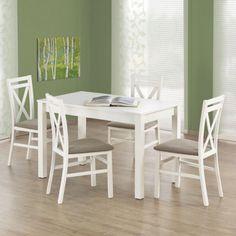 Stół rozkładany Maurycy biały