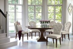 Bernhardt | Haven Dining Room Setting