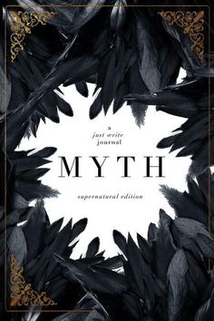 MYTH - a just write journal Cover Design by Mae I Design