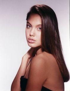 Angelina Jolie en 1991