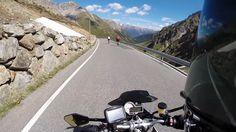 Stelvio Pass - The beautiful way down