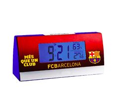 barcelona digital alarm clock FC Barcelona Official Merchandise Available at www.itsmatchday.com