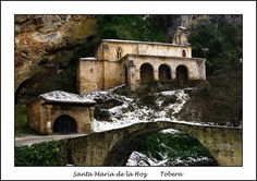 Érmita de Santa María de la Hoz Santa Maria, World Heritage Sites, View Image, River, Mansions, House Styles, Bridges, City, Stone