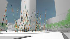 Metro Arts Selects Christian Moeller for Korean Veterans Boulevard Roundabout Installation