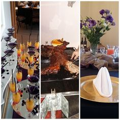 Villa Maria caters for up to 50 guest with a spitbraai - Villa Maria Guest Lodge Catering, Villa, Table Decorations, Furniture, Home Decor, Decoration Home, Catering Business, Room Decor, Gastronomia