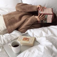 beige, book, and coffee image Korean Aesthetic, Brown Aesthetic, Aesthetic Photo, Aesthetic Pictures, Cozy Aesthetic, Aesthetic Outfit, Photo Images, Coffee And Books, Coffee Reading