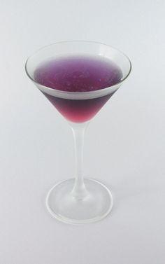 SUNDAY FOOTBALL - Try your team cocktail -- Minnesota Vikings: Purple Haze