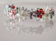 nail polish flower jewelry2