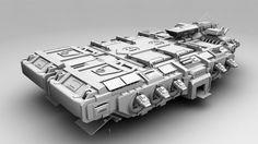 Novatek Industries - 'Valiant' Heavy Transport - RSI Community Forums
