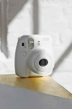 Fujifilm Instax Mini 8 Instant Camera white