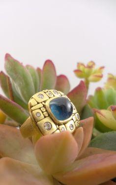 "ALex Sepkus ""Asymmetrical"" Ring"