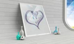 Hand-made gifts logo Gift Logo, Web Design, My Works, Handmade Gifts, Kid Craft Gifts, Design Web, Craft Gifts, Diy Gifts, Website Designs