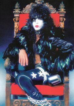 Love you Paul Stanley.