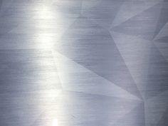 Geometric prints on durable aluminum surfacing for interior or exterior applications ... #Móz #Moz #Metal #Metals #Metallic #Design #Designs #Surface #Surfacing #Architecture #Modern #Contemporary #Decor #Material #Materials #Cover #Art #Interior #Exterior #Aluminum #Geometric #Texture #Pattern #Shape