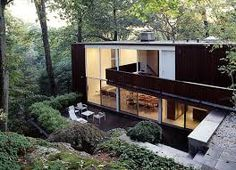 mid century modern architecture - Google Search