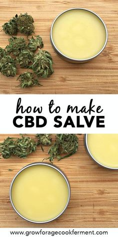 Learn how to make a cannabis CBD salve from CBD infused oil. This topical cannabis salve is highly medicinal and has many uses, including for pain. Natural Health Remedies, Herbal Remedies, Natural Medicine, Herbal Medicine, Easy Recipe To Make At Home, Weed, Cooking With Turmeric, Salve Recipes, Infused Oils