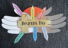 Jezus is... / Ik ben...
