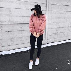 Outfits básicos para esos días que vas de prisa y necesitas verte guapísima.