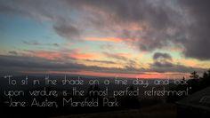 #nature #book #poland #sunset