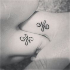 Our celtic friendship tattoo