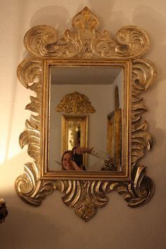 images about Home Decor Artisan Tin Mirrors on