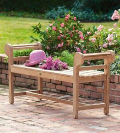 Best and Very Durable Teak Outdoor Bench: Teak Outdoor Bench Ideas ~ pmpub.com Exterior Inspiration