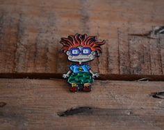 Chuckie Rugrats pin