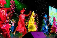 Federation of Canadian Municipalities - Bhangra Dance