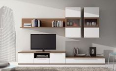 TV Unit Design Inspiration is a part of our furniture design inspiration series. Tv Cabinet Design, Tv Wall Design, House Design, Lcd Panel Design, Lcd Units, Living Room Tv Unit Designs, Tv Stand Designs, Muebles Living, Home Decor Furniture