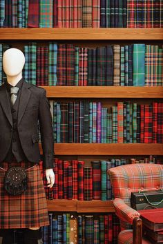 Tartan Fabric, Tartan Plaid, Tartan Decor, Scottish Decor, Visit Edinburgh, Scottish Tartans, Scottish Plaid, British Style, Kilts