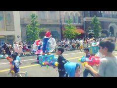 Water Reboooooooorn  Parade USJ  ウォーターRE BOOOOOOOONリ・ボーン)パーティー ※スニーク グラマシー