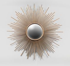 DIY Miroir Soleil « Spécial Salon du mobilie …