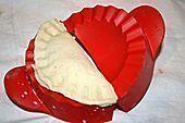 Apfeltaschen aus Quark – Öl – Teig (… Quark quiche – oil – dough (recipe with picture) Oreo Desserts, Dessert Oreo, Mini Desserts, Fall Desserts, Apple Pie Recipes, Fall Recipes, Baking Recipes, Crust Recipe, Dough Recipe