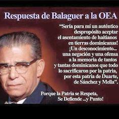 en directo: El Dr. Joaquin Balaguer fue el predictor del probl...