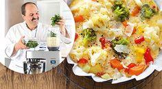 Küchenmaschine Kenwood Cooking Chef                                                                                                                                                                                 Mehr