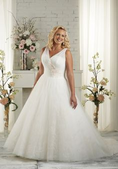 Robe de mariee princesse grande taille