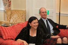 Diana and her husband, Doug.