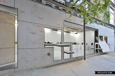 Archizines Pop-Up Shop // Giancarlo Valle, Isaiah King, Ryan Neiheiser | Afflante.com
