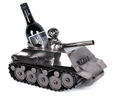 Original wine holder Tank for home decor