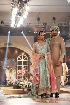 2015 Bridal Couture Week Zainab Chottani Formal Dresses