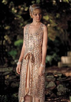 Gatsby society girl...THIS DRESS...no words.