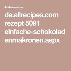de.allrecipes.com rezept 5091 einfache-schokoladenmakronen.aspx