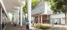 Colectivo 720 + De Arquitectura y Paisaje, segundo lugar en concurso de espacio público en la avenida Sexta de Cali, Colombia,Cortesía de Equipo Segundo Lugar Street View, Cali Colombia, Pageants, Urban Design, Space, Second Best, Scenery, Architecture, Platform