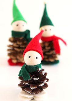 Adorable 41 Cute DIY Christmas Crafts Ideas https://homeylife.com/41-cute-diy-christmas-crafts-ideas/