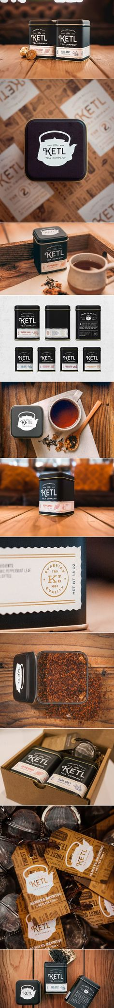 This Tea Packaging Comes With a Nice Handmade Feeling — The Dieline | Packaging & Branding Design & Innovation News