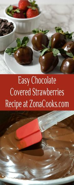 Make your own chocolate covered strawberries with this easy hand dipped small batch recipe. This is so simple and delicious and will impress that special someone or your family. These delicious strawberries make a perfect romantic sweet treat dessert for Valentine's Day, date night, or any day. Try dipping mandarin oranges, kiwi, banana, or even marshmallows. #ChocolateCoveredStrawberries #strawberries #chocolate #dessert #ValentinesDay #DessertForTwo #SmallBatch #RecipeForTwo Breakfast Recipes, Dessert Recipes, Desserts, Kiwi And Banana, Make Your Own Chocolate, Mandarin Oranges, Dessert For Two, Chocolate Drizzle, Chocolate Covered Strawberries
