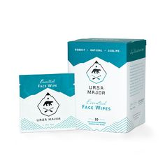 Ursa Major Essential Face Wipes // whitesmercantile.com