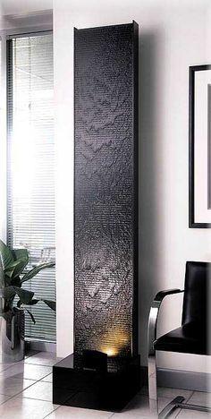 Indoor Waterfall Texture Google 검색 Fountain Design Water