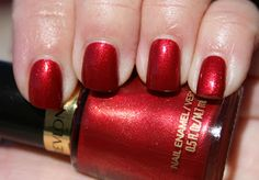 Revlon 650 Saucy | #nailpolish #stash #polishstash